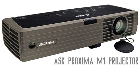 Picture of Recalled ASK Proxima M1 Projector