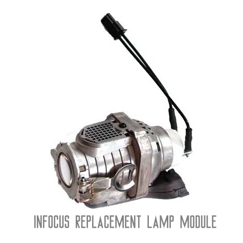 Recalled SP-LAMP-013 replacement lamp module