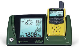 Picture of Recalled WRB308J Oregon Scientific Weather Radios